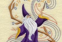 Fantasy and Magic / by Linda Panozzo