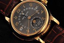 Accessories: Watches & Jewelery / by Greek Gentleman