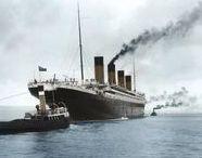 RMS Titanic / Zdjęcia statku RMS Titanic