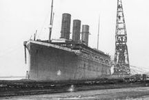 Titanic w budowie / Titanic w budowie