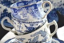 Blue and White Dishes and More! / by Wendy Williams Burr