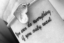 tattoos ;p