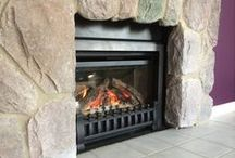 Custom Valor Installations / Highlights of some of our custom Valor Fireplace install jobs. / by Valor Fireplaces