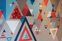 Triangle the design 'tool' / The power of the Triangle in designing interiors,objects,furniture,structures,graphics.