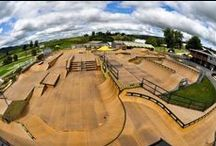 Skatepark designs