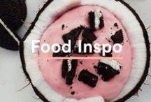 FOOD #INSPO
