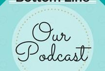 The Bottom Line Podcast / Certified Public Accountant, Marilyn Parham and Online Business Coach, Jessica Stafford helping online entrepreneurs fix their finances so they keep more of the money they earn online!