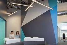 Design/creative office spaces