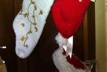 Natale / Creare piccoli oggetti per il periodo più bello dell'anno