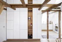 Enghave Passage - Kitchen by NicolajBo / Minimalistic carpenter kitchen designed for a penthouse flat at in Vesterbro, Copenhagen // Minimalistisk Snedkerkøkken af NicolajBo™