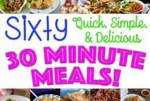 Dinners / Easy Meals