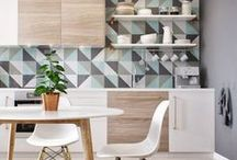 kitchen is the place to be! / Kitchen Interiors
