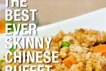 Chinese/Japanese/Thai/Korean/Vietnamese/Indian / Oriental Dishes