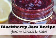 Jams/Jellies/Extracts / Assorted jams & jellies