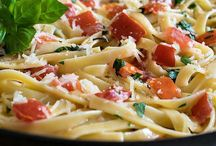 Pasta Dishes / Assorted Pasta Dinners