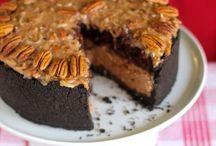 Cheesecakes-Dark Chocolate!!! / Cheesecakes are So Amazing!!!