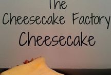 Copycat-Sweets-Cheesecake Factory / Rich Creamy Goodness!!!