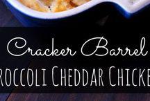 Copycat- Cracker Barrel