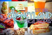 Copycat-Disneyland Foods