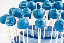 Cake Pops / Mmmmmmm cake on a stick!!!!