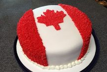 Canada Day Sweets/Eats/Fun Facts