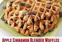 Waffles / Yummy any time of day!!!