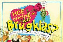 Brugklas / Kindertrainingen Utrecht biedt een brugklastraining aan voor kinderen uit groep 8, om de overstap naar het voortgezet onderwijs wat makkelijker en weerbaar te maken.