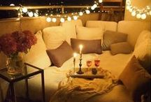 Romantic dinner proposal