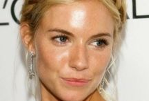 Sienna miller /  A style all her own.