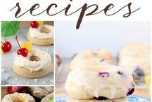 Donuts/Eclairs/Danish/Cream Puffs