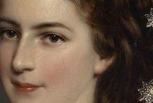 Cesarzowa Austrii – Elżbieta / Zdjcia, obrazy austriackiej cesarzowej Elżbiety (bawarskiej), nazywanej Sisi