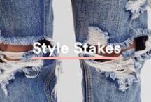STYLE STAKES