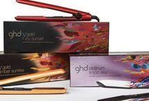 GHD / Glätteisen, Föhne und Lockenstäbe von GHD. Professionelle Stylingtools von höchster Qualität