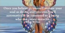 We Are A Magnet For Miracles / YOU ARE MAGNETS.  YOUR NATURAL STATE IS THAT OF ATTRACTION.  IF YOU ARE NOT SURE WHAT TO PUT YOUR FAITH IN RIGHT NOW, FOCUS ON THE POWER OF LOVE AND THE MIRACLES IT CREATES.