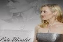 ♥Kate Winslet♥ / by Amy Jones