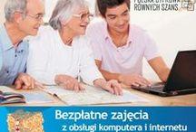 Katalog dla seniorów / Katalog przydatnych stron internetowych dla Babć.