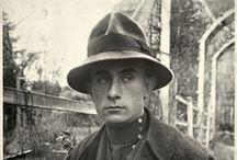 Lajos Kassák / http://en.wikipedia.org/wiki/Lajos_Kass%C3%A1k