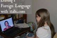 Language Learning for Homeschoolers / by italki