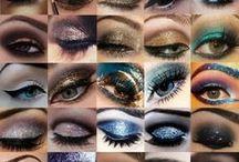 Make up / Design de maquiagens