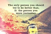Words, wisdom & quotes
