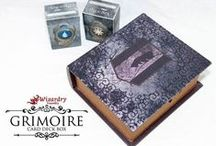 Deck Boxes We Love / We love Magic, the Gathering, and we want to keep our decks in style.