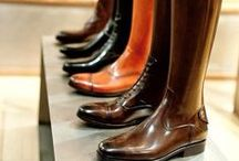 Equestrian riding boots / Beautifull custom and hand made equestrian riding boots