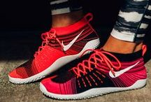 Active Footwear / Get those feet moving. Active footwear to take your fitness goals to the next level.