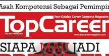 Cover Majalah / Cover majalah Top Career Magazine | Topcareer.id