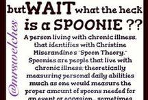 Fibromyalgia and other chronic illnesses / by Nicole Bradley