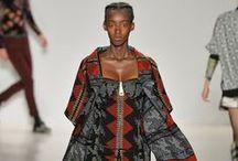 New York Fashion Week Otoño-Invierno 2015-2016 / Autumn Winter 2014/15 New York #NYFW #Woman #Men