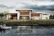 MARITIMT VITENSENTER / Architecture competition in Randaberg, Norway