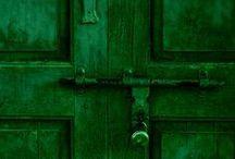 Green/Grönt :)