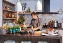 Aanrechtbladen / Welke soorten aanrechtbladen zijn er en welke keukens hebben wij daarbij.
