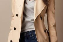 Trench & Coat & Jacket